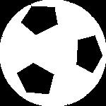 サッカーボール白